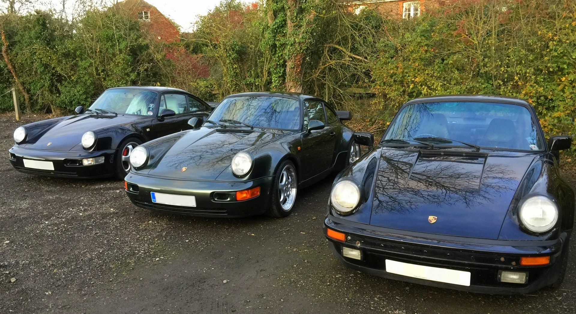 Project Nine Engineering -Porsche Specialists in the South-East