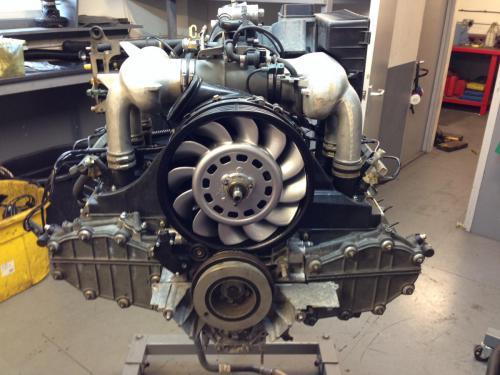 964 Targa Engine Rebuild