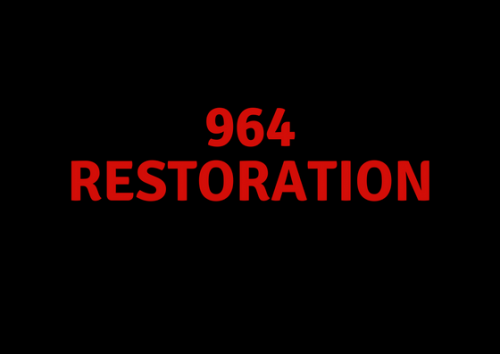 964 Restoration